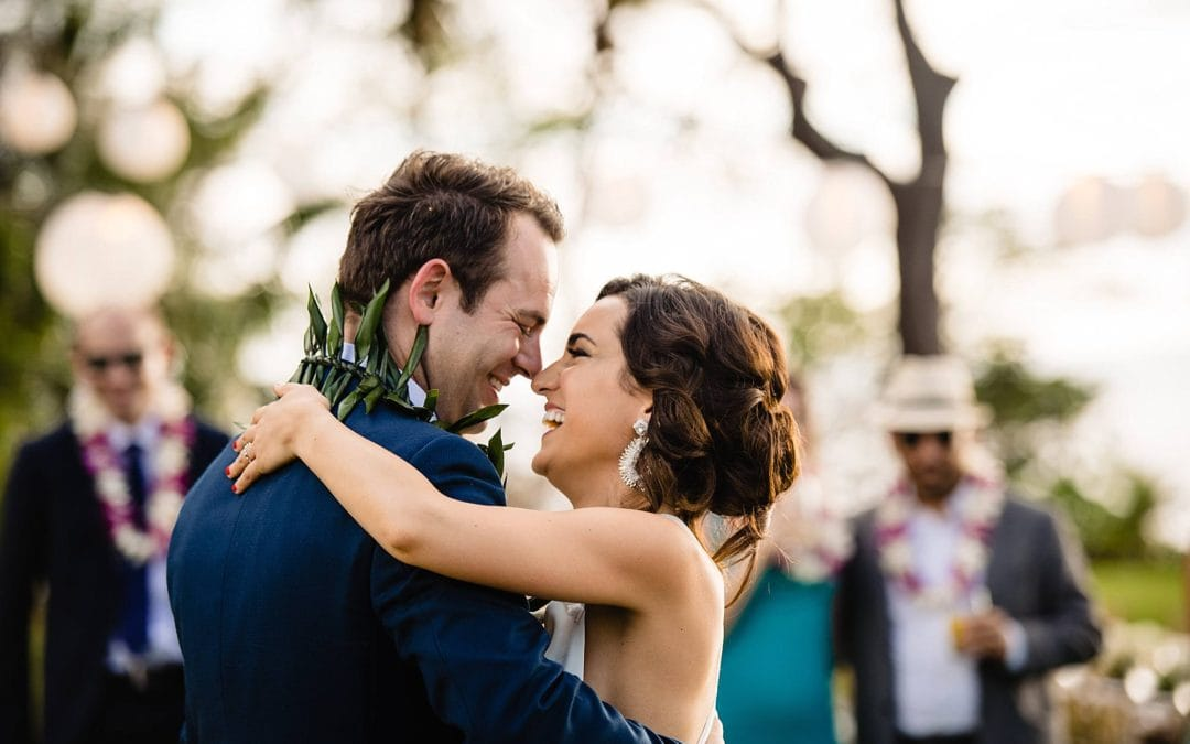 Ponomakena Sanctuary Wedding | Michelle + Sebastian