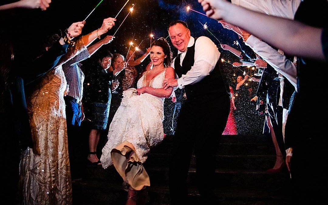 New Year's Eve Wedding at Steeple House Kapalua