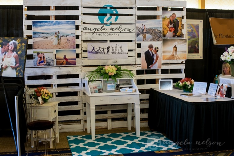 Maui Wedding Expo Booth photographer details_0002