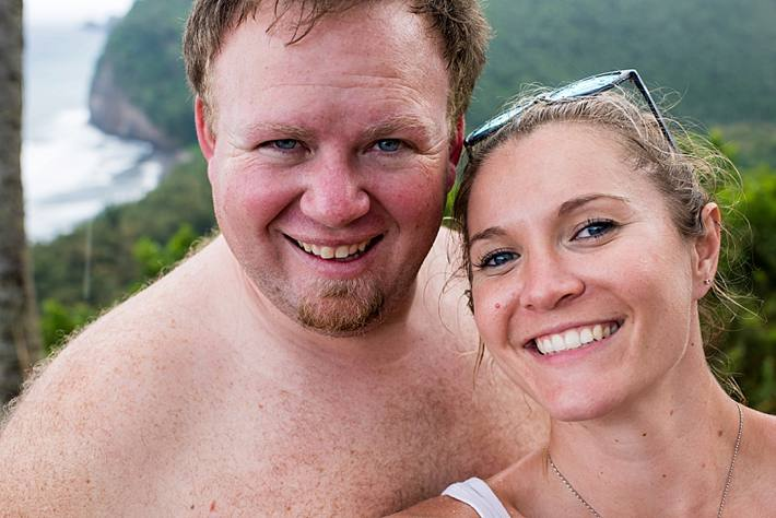 Our Big Island Adventure: Celebrating 6 Years of Marriage