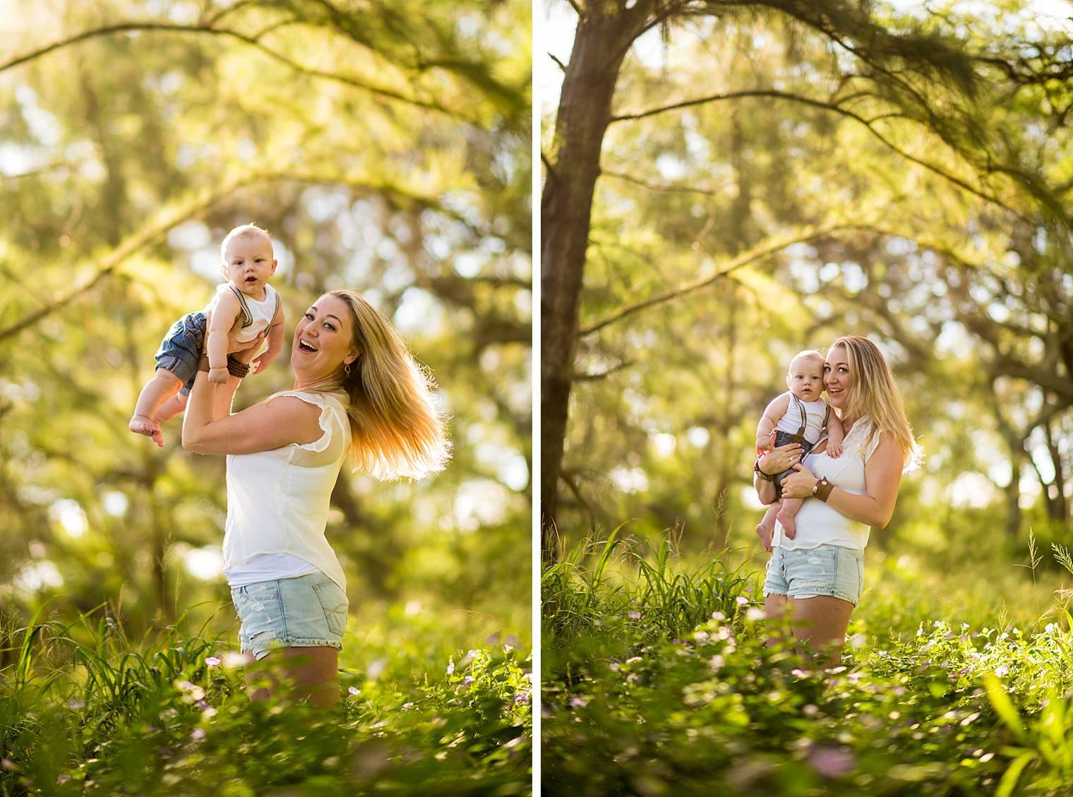 Maui family photographer on the beach_0007