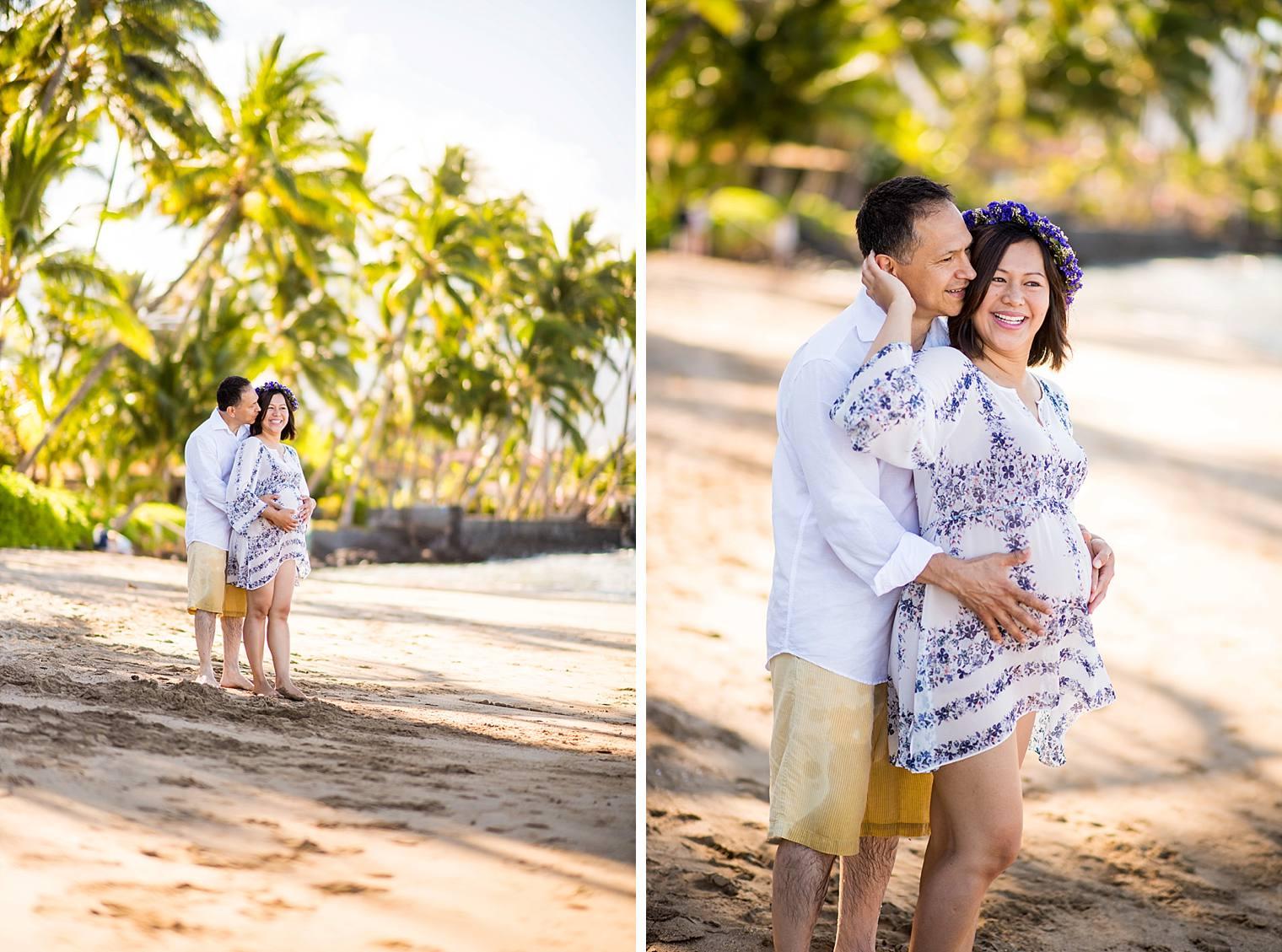 maui maternity photographer