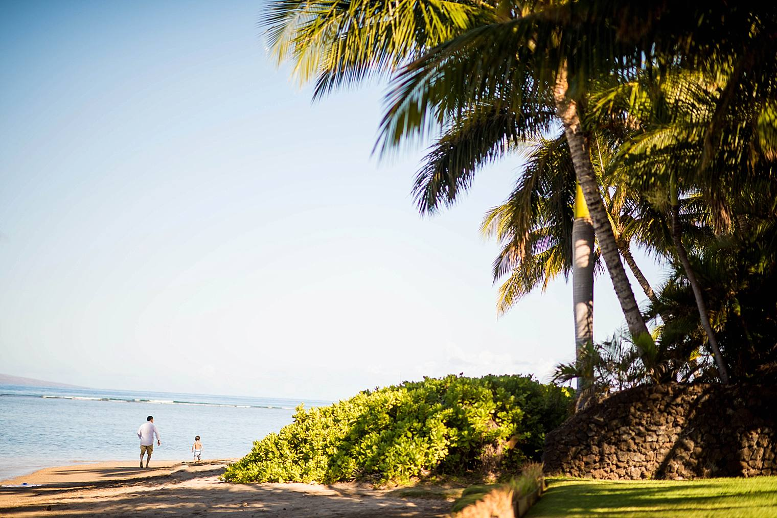 Lahaina Family Photographer - Baby Beach_0017