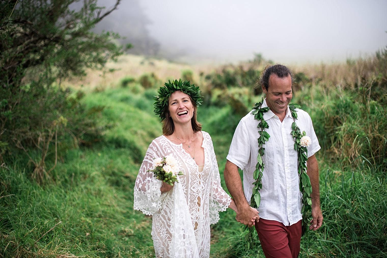 Maui Wedding Photographer - Haleakala Wedding Max and Mel_0042