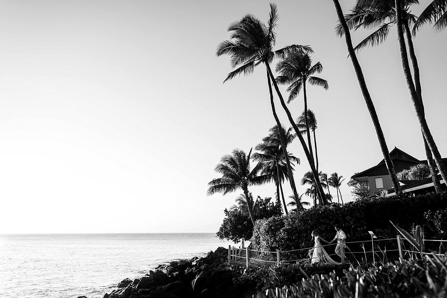 Destination Wedding at Sea House Napili - Maui Wedding Photographer_0029