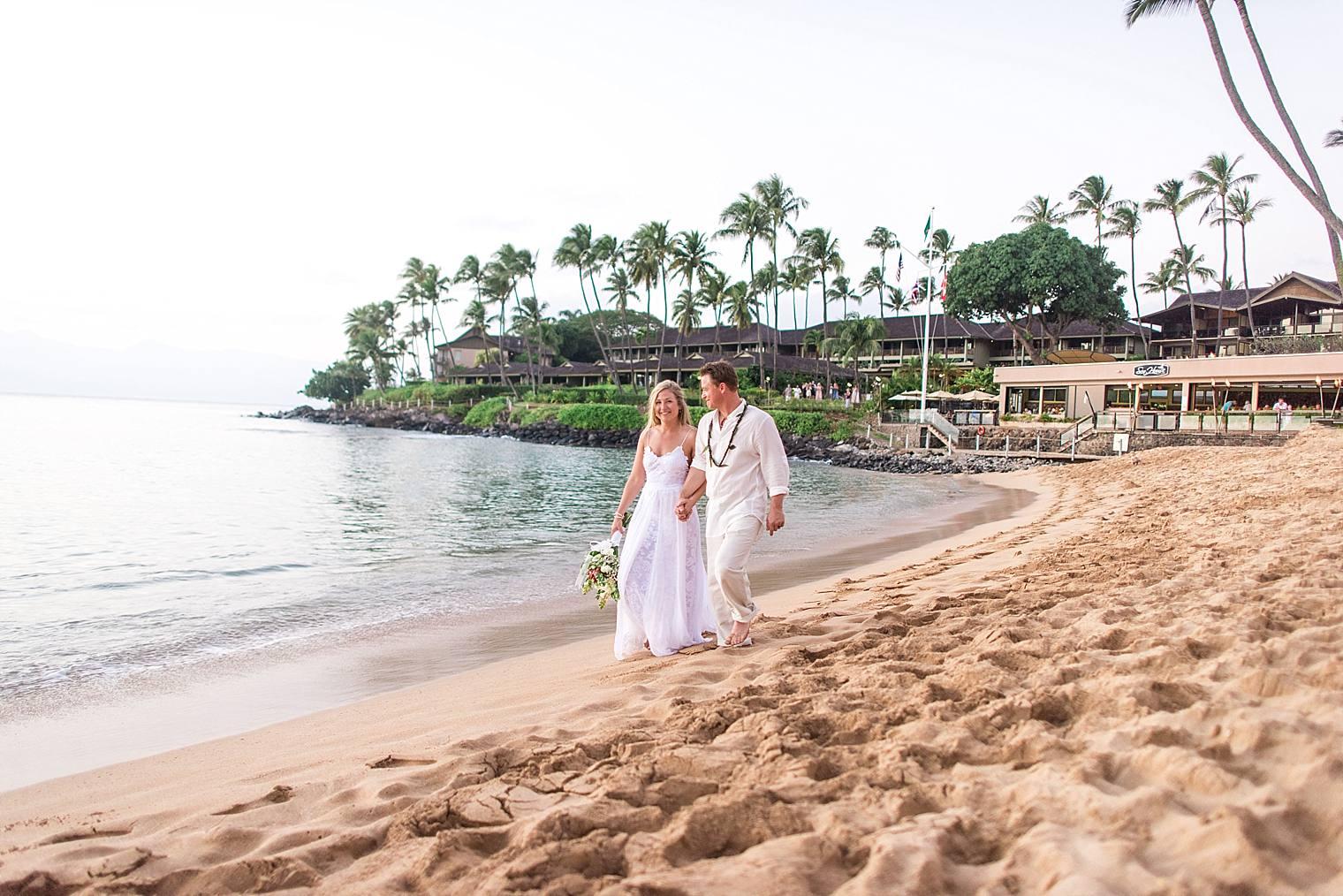 Destination Wedding at Sea House Napili - Maui Wedding Photographer_0044