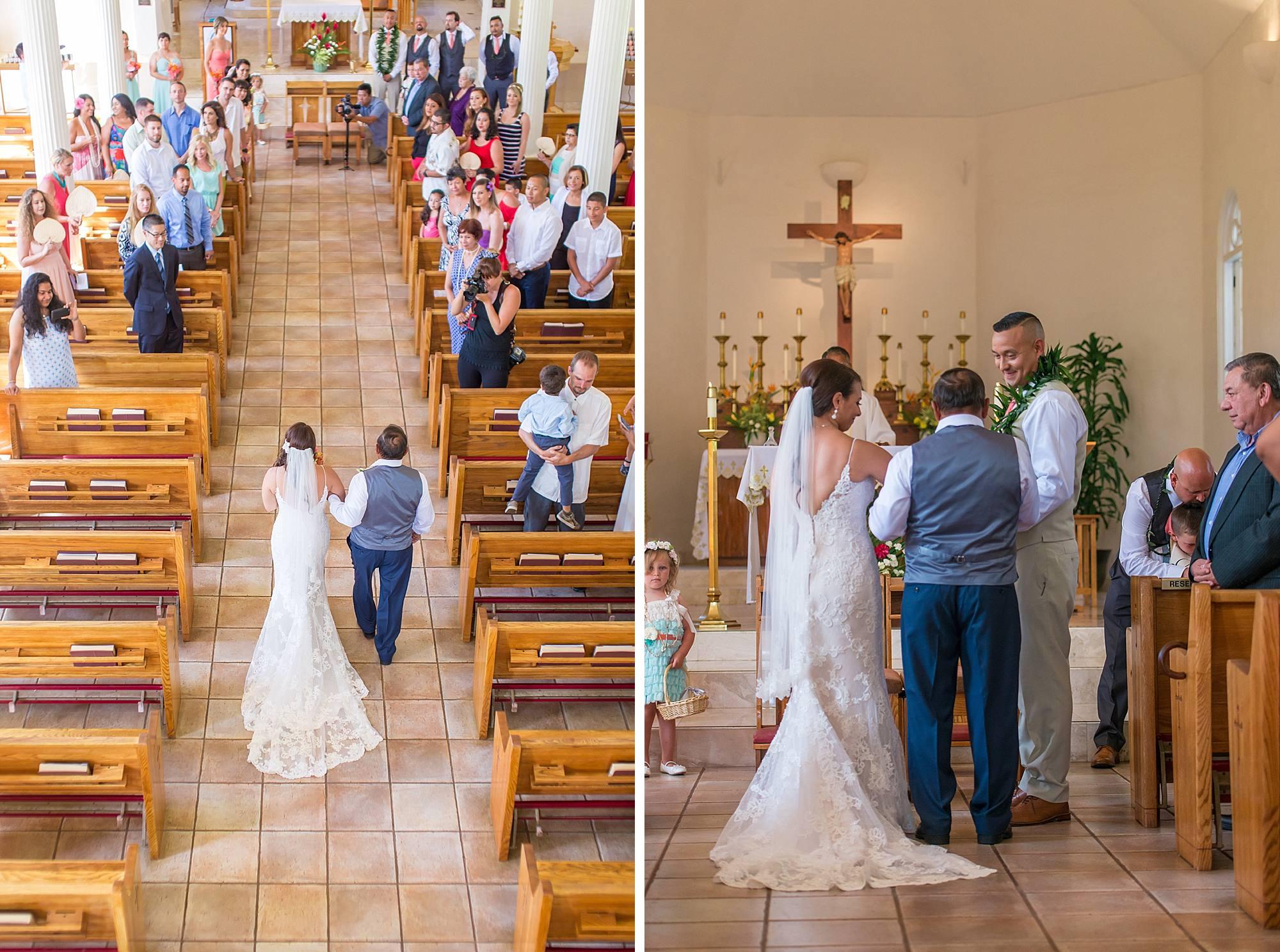 Maui wedding at Maria Lanakila in Lahaina_0020
