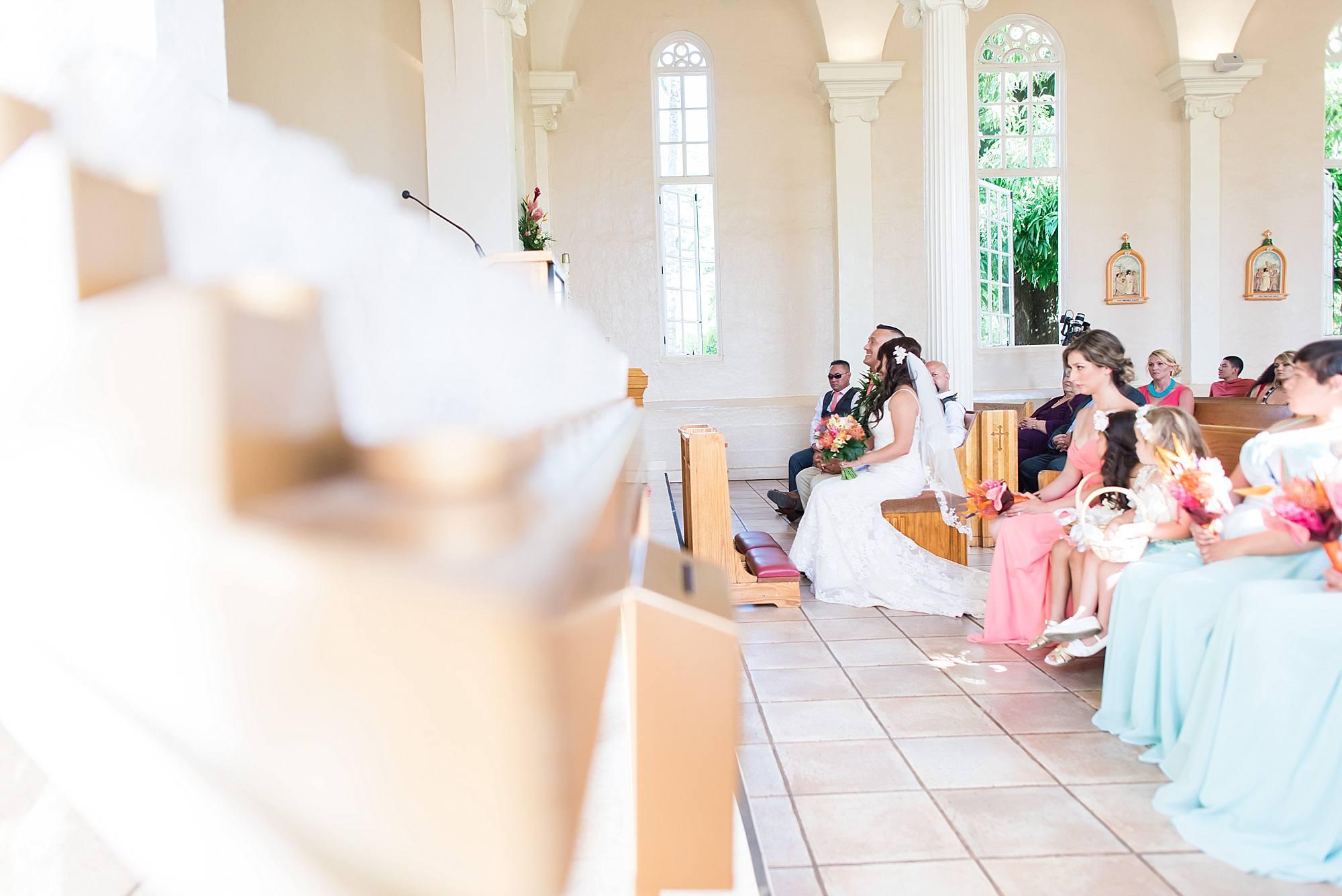 inside maria lanakila church
