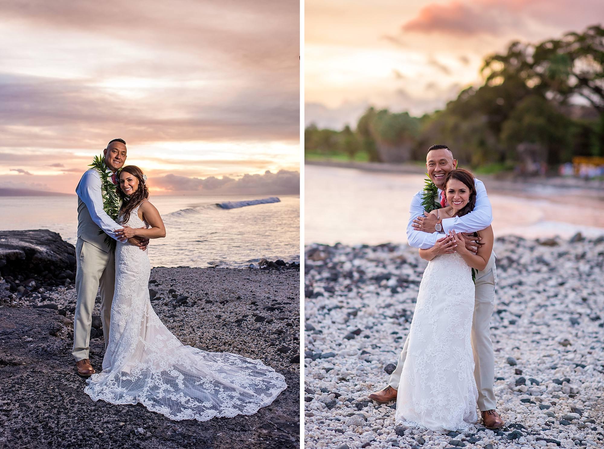 Maui wedding at Olowalu Plantation House_0131