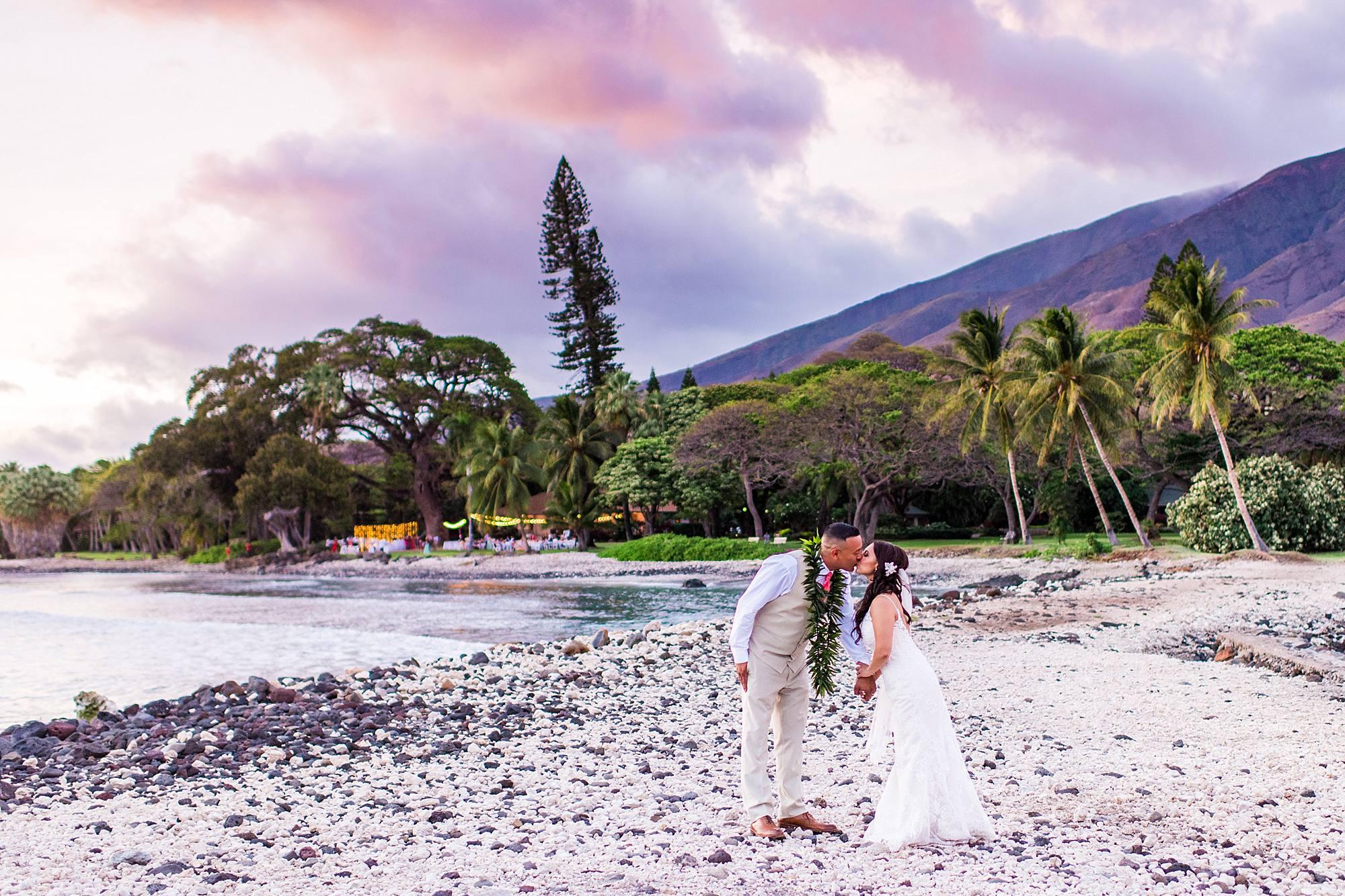 Maui wedding at Olowalu Plantation House_0134