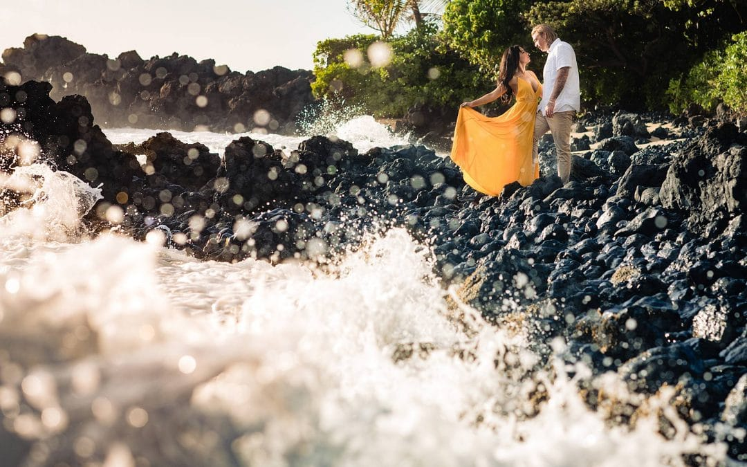 Maui Couples Photographer | Mike + Charli