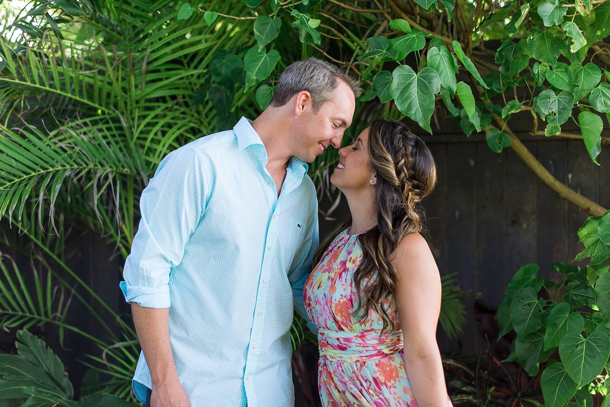 Romantic North Shore Maui Engagement_0002