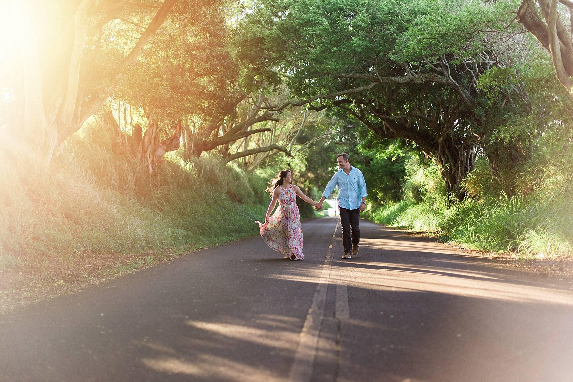 Romantic North Shore Maui Engagement_0012