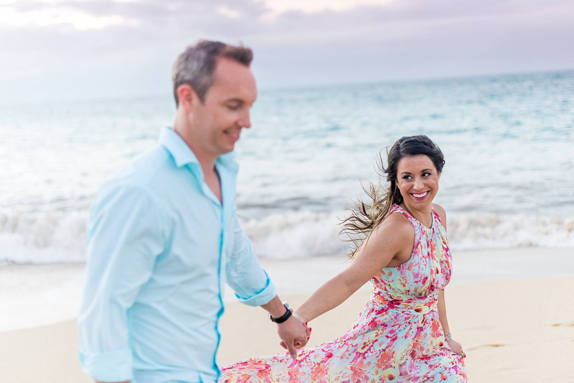Romantic North Shore Maui Engagement_0021