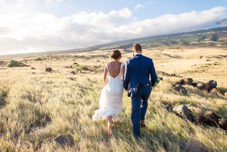 Adventurous Maui Wedding in Kaupo | Emily + Will