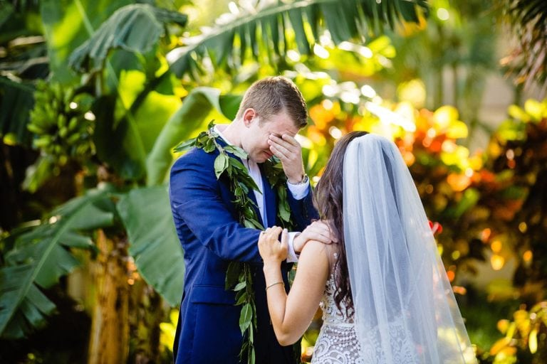 Should You Have a First Look on your Wedding Day?