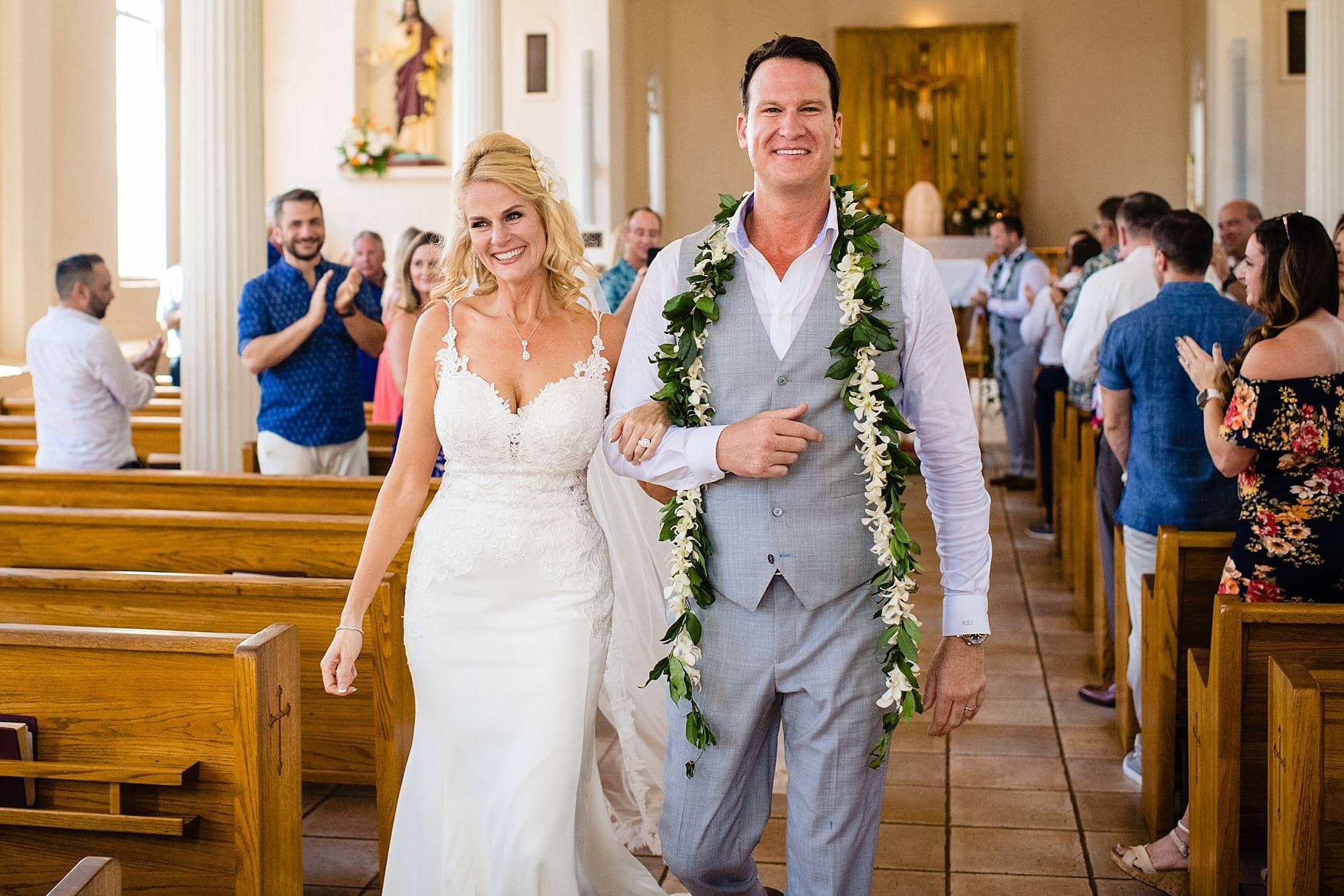 joyful westin maui wedding