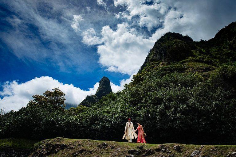 Maui Sikh Wedding Photographer
