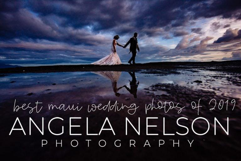Best Maui Wedding Photographs of 2019