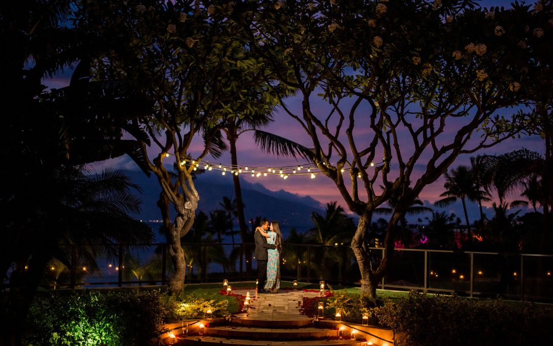 Four Seasons Maui Wedding Venue