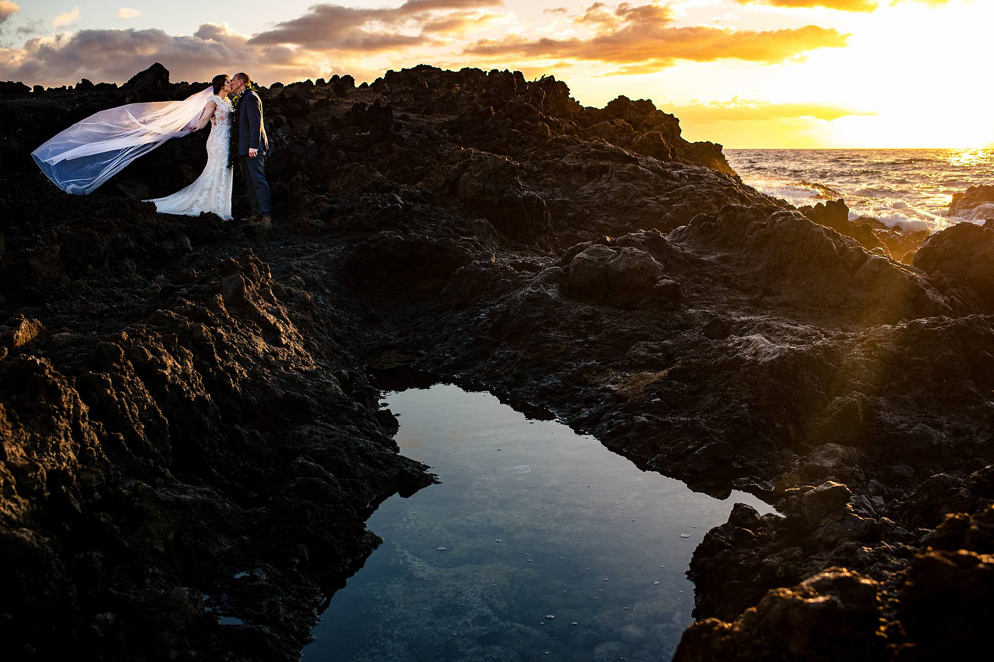 Oceanfront Maui Wedding at Kukahiko Estate_0026